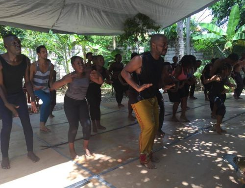 Vin Pran Baget 2016: Bringing Cassamance to Haiti