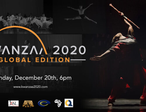 Kwanzaa Celebration 2020: Global Edition